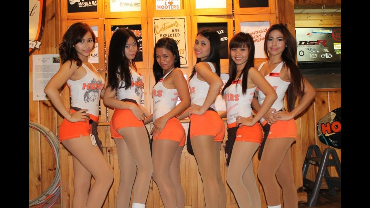 Hooters girls sex stories