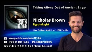 Taking Aliens Out of Ancient Egypt