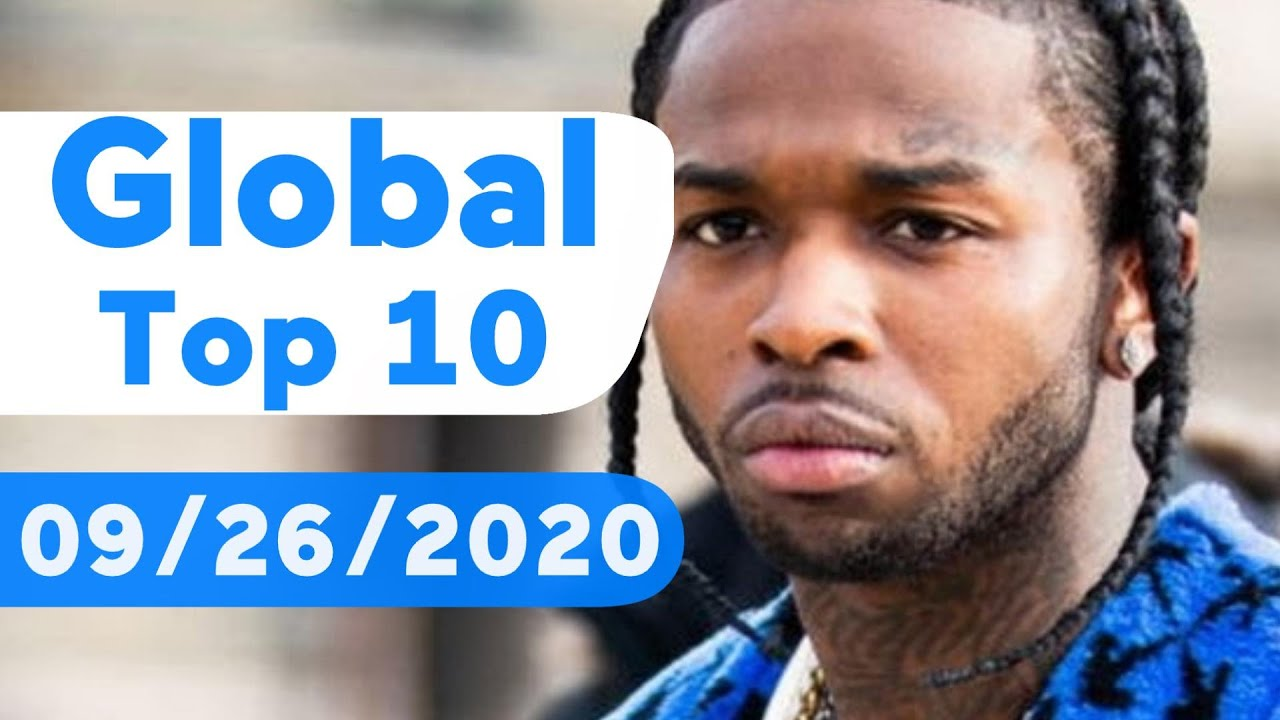 Global Top 10 Songs Of The Week (September 26, 2020)