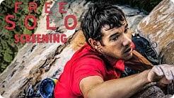 FREE SOLO Special Screening zur Oscardoku in Berlin - Verlosung