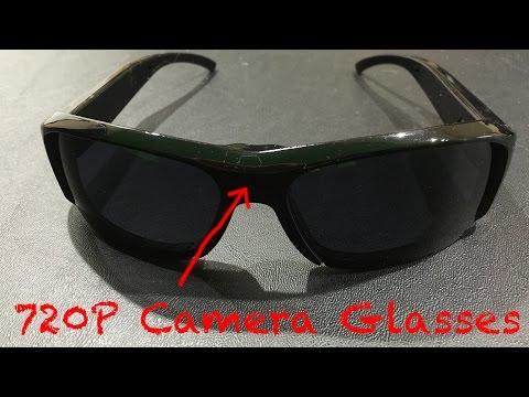 Excelvan Polarized Sunglasses HD 720P 5MP Review 4K