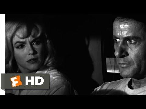 The Misfits 711 Movie   Sad Words 1961 HD