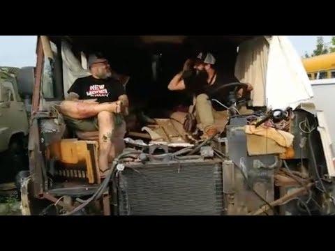 Moonshine Wagon - Everybody Lies (U.S. Tour 2017)