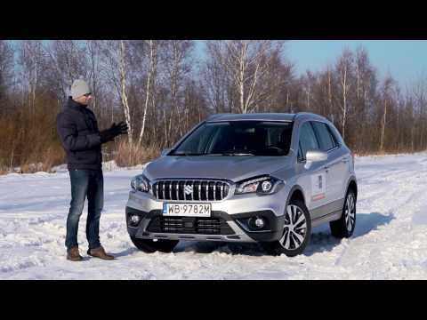 Suzuki SX4 S cross 2016 1.4 BoosterJet AllGrip test PL