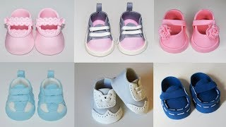 Cake decorating tutorial compilation | how to make BABY SHOE CAKE TOPPER | Sugarella Sweets
