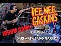Gambar cover DRUM CAM PEE WEE GASKINS - KANGEN + DARI MATA SANG GARUDA INDIE CLOTHING CARNIVAL - MALANG