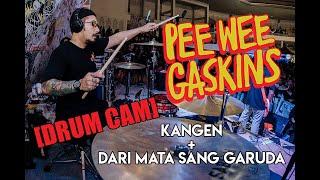 [DRUM CAM] PEE WEE GASKINS - KANGEN + DARI MATA SANG GARUDA (INDIE CLOTHING CARNIVAL - MALANG)
