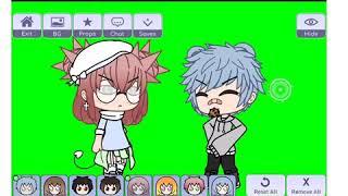 How To Do Green Screen Background In Gacha Life Videos Read Description Youtube