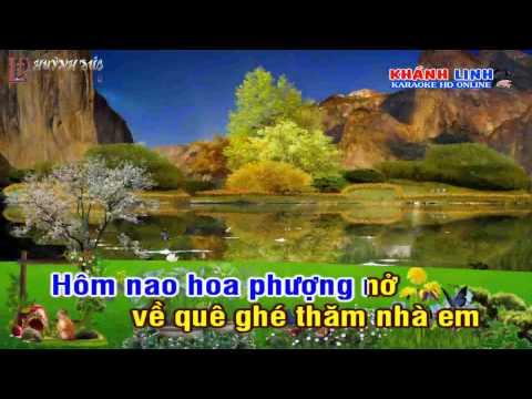 [Karaoke Nhạc Sống] Liên Khúc Cây Cầu Dừa Remix