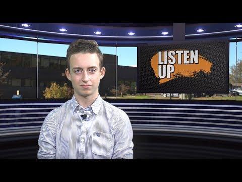 Listen Up: Episode 4 - November 2017