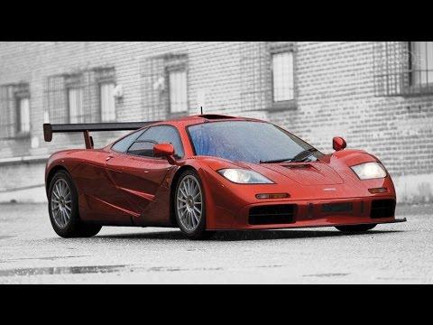 $13,750,000 SOLD! 1998 McLaren F1