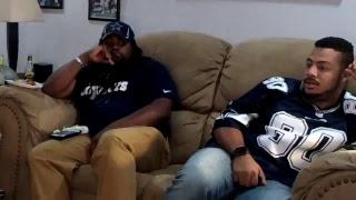Jobu Sports Report Cowboys vs Seahawks