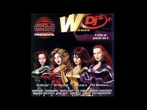 Women DJ - CD1 DJ Marta (2001)