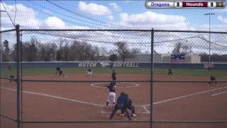 Blue Dragon Softball vs. Fort Scott (Game 1)