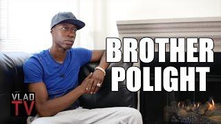 Brother Polight: Jewish Kids Get $1M  When Their Parents Die, Black Kids Get Nothing