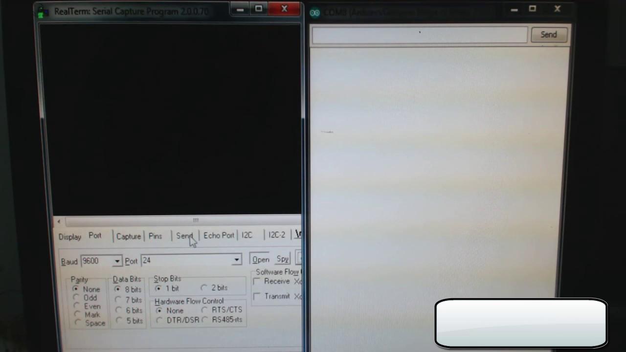 Atmega 32u4 Based UART to USB Converter   EngineersGarage