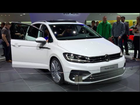 volkswagen touran r line 2015 in detail review walkaround interior exterior youtube. Black Bedroom Furniture Sets. Home Design Ideas