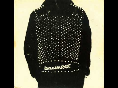 Discharge - Realities Of War (EP 1980)