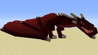 Minecraft Mod - Efsane Ejderhalar