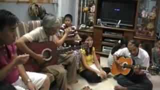 Mưa Trên Phố Huế (Minh Kỳ) on Guitar