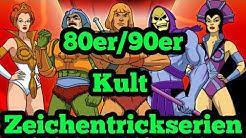 Zeichentrickserien 80er 90er Intros deutsch german TEIL 1 - Zeichentrickfilme