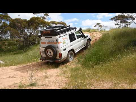 Britz Australia 4WD Safety Video