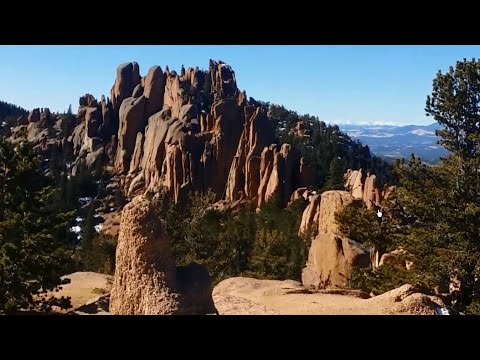 The Crags Hike - October 2015