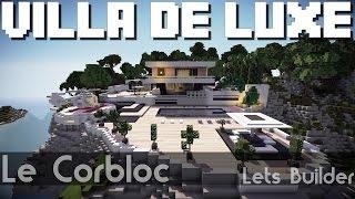 Minecraft - Villa de luxe