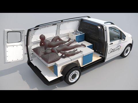 Modular leisure van kit: CoMBEING®