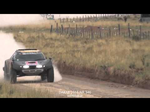 DAKAR 2016 NR.346 CENTURY PROPERTY DEVELOPMENTS RACING