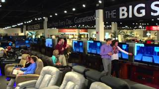 """The Big Screen Store """"Towson Grand Opening"""""""
