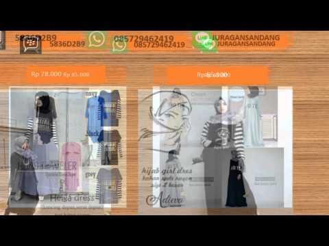 085729462419, Baju Hijab Untuk Kondangan, Baju Hijab Trend 2015, Juragan Sandang