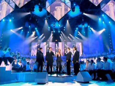 C line dion et il divo i believe in you je crois en toi youtube - Il divo i believe in you ...