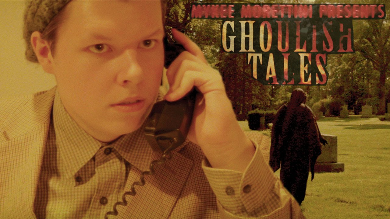 GHOULISH TALES - EPISODE 1: Don't Disrupt The Dead (80's Horror Homage)