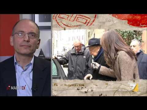 L'intervista a Enrico Letta sul Pd e sull'Europa che verrà