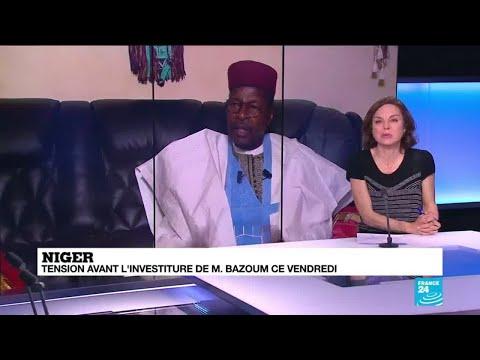 Niger : une tentative de coup d'État dans un contexte post-électoral tendu