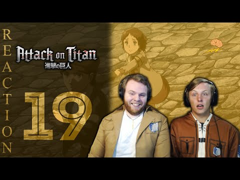SOS Bros React - Attack on Titan Season 3 Episode 19 - Six Long Years...