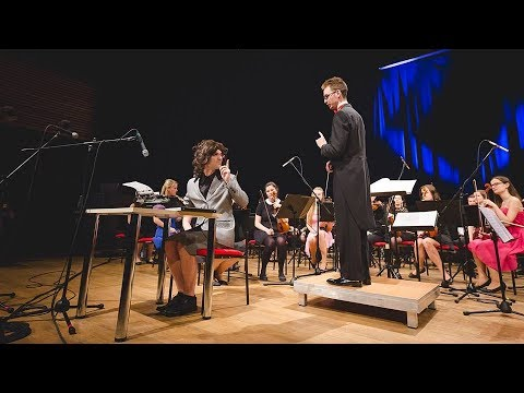 The Typewriter | Police Symphony Orchestra (Leroy Anderson)
