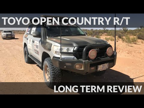 Toyo Open Country R/T Long Term Review