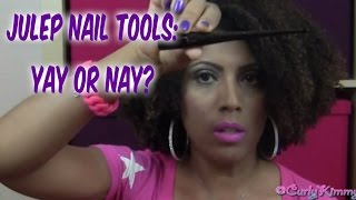 REVIEW: Julep Nail Tools - YAY or NAY?  |  CurlyKimmyStar Thumbnail