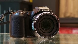Nikon Coolpix L810 Unboxing and Quick Review