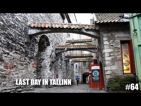 Last Full Day in Tallinn! Last Thoughts About Forever Living | European Bike Tour #64