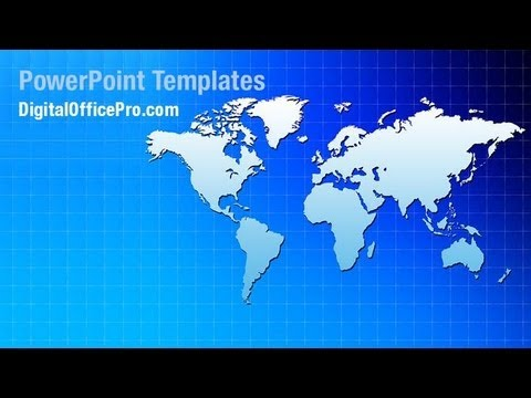 World map continents powerpoint template backgrounds world map continents powerpoint template backgrounds digitalofficepro 09046w gumiabroncs Choice Image