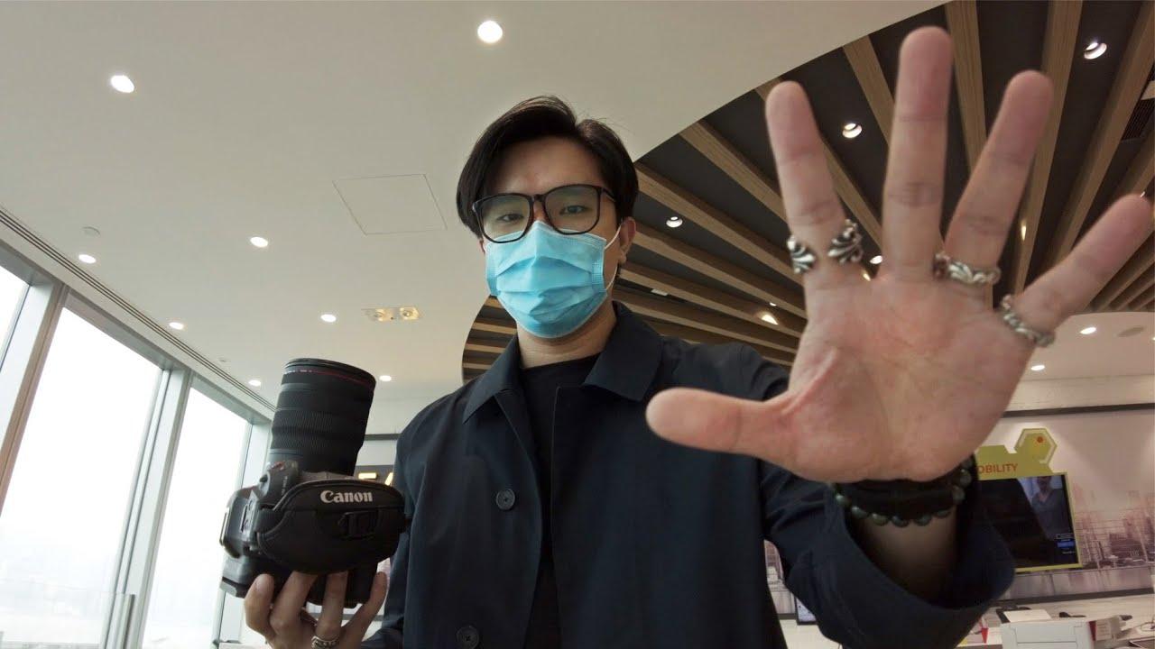 Canon C70上手   買唔買都其次   其實食壽司先係重點   #攝影 #廣東話Youtuber【VLOG#70】
