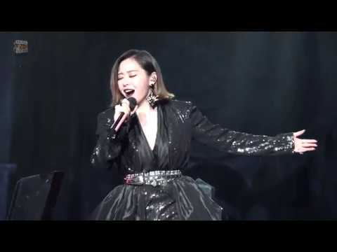 【張靚�巡演-南京站】Jane Zhang-The Diva Dance(from the Fifth Element)(DV/字幕 by 小小)