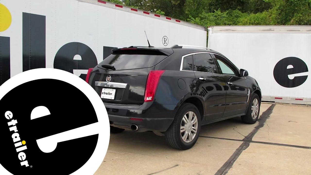 etrailer   Best 2010 Cadillac SRX Trailer Wiring Options ...