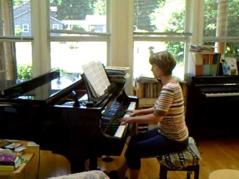 Forever with Great Is Thy Faithfulness (piano solo)