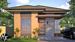 Small House Design 52 Sqm. L House Design Ideas