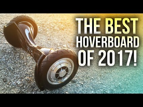 HX Phantom Hoverboard Review - The Best Safe Hoverboard To Buy In 2017! 🔥