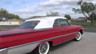 1961 Ford Galaxie Sunliner Convertible 390 FE classic